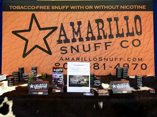 Amarillo Farm and Ranch Show November 2018